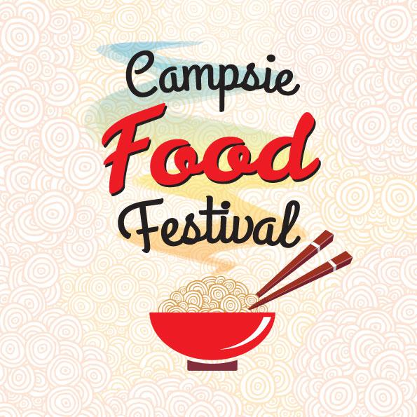 Campsie Food Festival Logo - Design-Kink