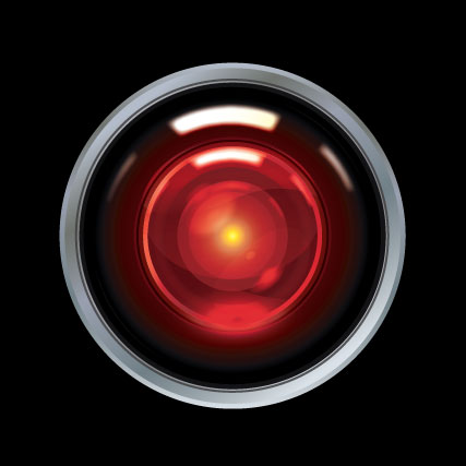 HAL 9000 of 2001: A Space Odyssey